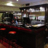 Бар ресторана... :: Валерий Подорожный