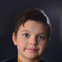 Портрет мальчика :: Тамара Бедай