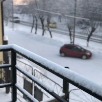 Взгяд на улицу :: Алексей Гузеев
