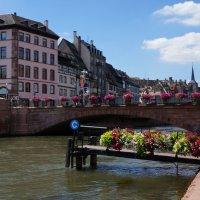 Страсбург... Иль ... причалы.... :: Алёна Савина