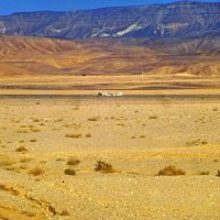 Горы, пустыня :: Raduzka (Надежда Веркина)