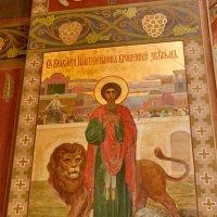 Икона Пантелеймона целителя. Новый Афон. :: berckut 1000