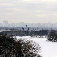 Вид на Строгинский мост :: Александр