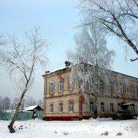 Зима в городе :: Нэля Лысенко