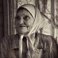 Одинокая старость.. :: Клара