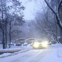 Освещая город :: Елена Семигина
