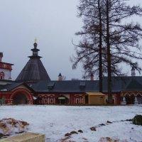 Вид на Красные ворота и Царицины палаты :: татьяна