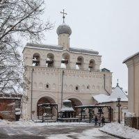 Великий Новгород. Звонница Софийского собора :: Алексей Шаповалов Стерх