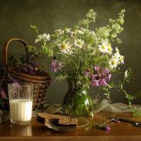 Летний завтрак :: Маргарита Епишина