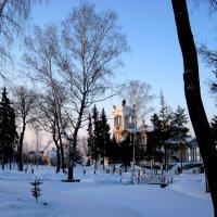 Снежная Самара :: Надежда