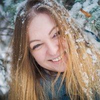 снежная зима :: Олеся Семенова