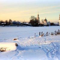 Зимний сон :: Нэля Лысенко