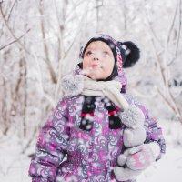 морозное утро :: Анастасия Жигалёва