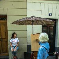 ... я тебя рисую :: Светлана Щербакова