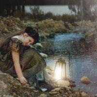 Лесная фея :: Malika Drobot