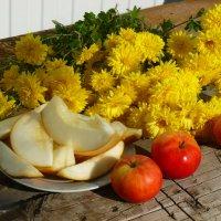 Осенний этюд :: galina tihonova