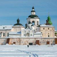 Долгая дорога к храму... :: Александр Силинский