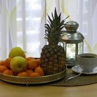 Вкусное угощение :: Татьяна Смоляниченко