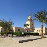 Мечеть в Эль Гуне :: ИРЭН@ .