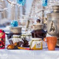 русская зима :: Наталья Агаева