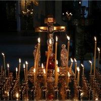 Огонь свечей... :: ZNatasha -
