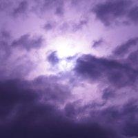 Фиолетовое небо :: Елена Елена