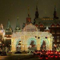 Москва новогодняя! :: Жанна