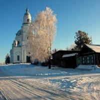 Церковь Александра Невского :: Нэля Лысенко