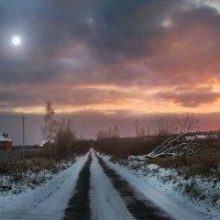 Дорога домой :: Лара Симонова