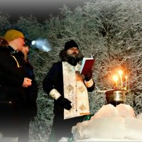 На Крещение... :: Кай-8 (Ярослав) Забелин