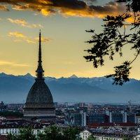 Закат в Турине :: Наталия Л.