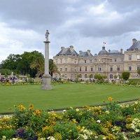 Люксембурский сад :: Ольга