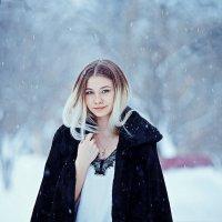 Зимняя фотосессия :: марина алексеева