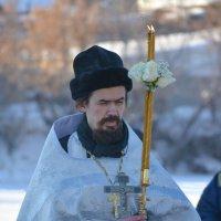 Крещение :: Андрей + Ирина Степановы