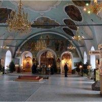 Интерьер храма Сергия Радонежского :: ZNatasha -
