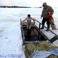 С Крещением! :: Valentina Perfileva