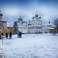Ростов Великий 05-01-2019 :: Юрий Яньков