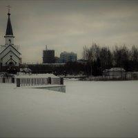 Три Храма в Крещение... :: Sergey Gordoff