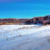 Улеглися снеги... :: Юрий
