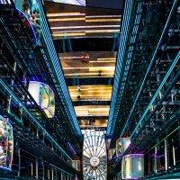 Лифты :: Андрей Зарубин