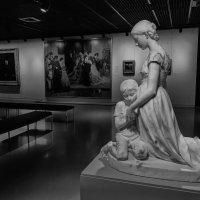 В Королевском музее изящных искусств в Брюсселе :: Борис Соловьев