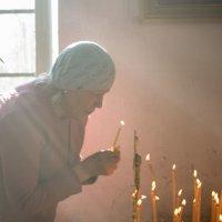 В храме :: Андрей + Ирина Степановы