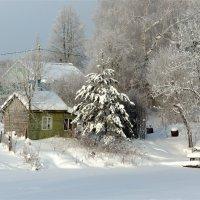 Зимняя деревня :: Вячеслав Маслов