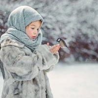 Маленькие руки большой души :: Павел SerDyuk