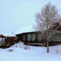 Домик в тихой деревне... :: Нэля Лысенко