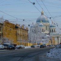Зимний Петербург :: Наталья Левина