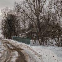 Зима в Раю :: Наташа Акимова