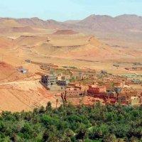 панорама поселения берберов :: Гала