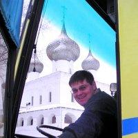 приехали - Углич! :: Дмитрий Солоненко