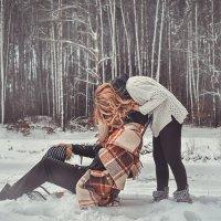 Зимняя прогулка :: Lyuda Kr.